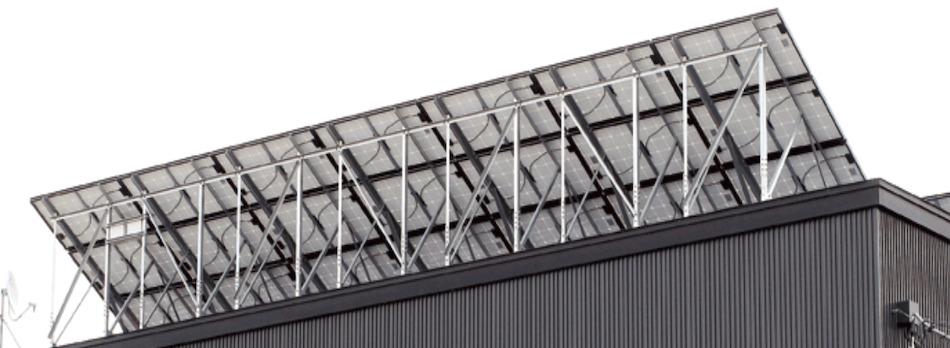 太陽光架台