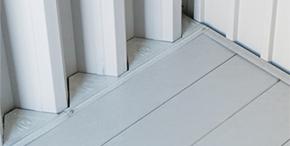 床板:鋼板製仕様